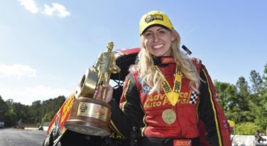 Force Women Take Charge in NHRA Atlanta