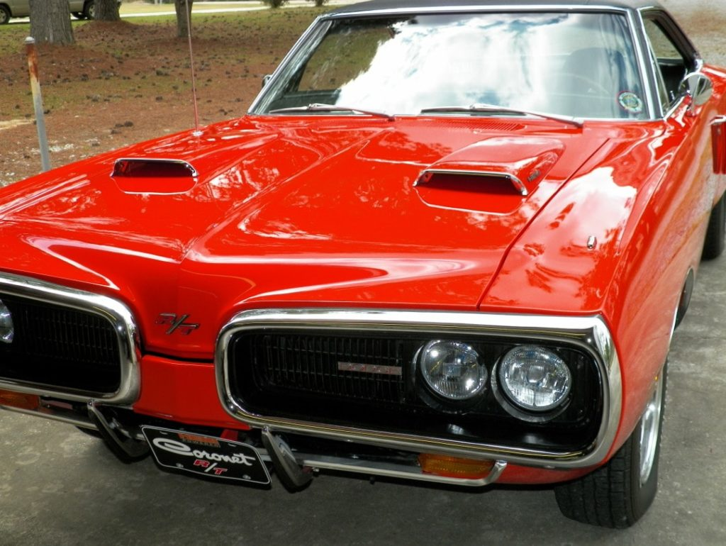 1970 Dodge Coronet RacingJunk Muscle Car Monday