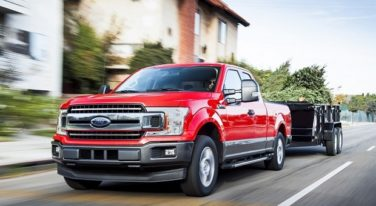 Ford to Temporarily Halt Production of Ford F-150