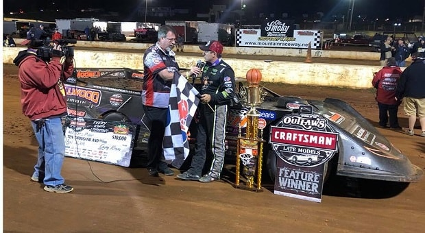 Feature Race Sweeps for Chris Madden & Dale McDowell at 5th Annual Tennessee Tipoff