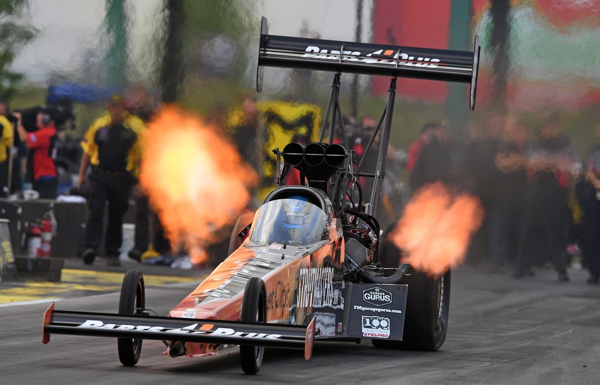 2016 NHRA Menards' Heartland National