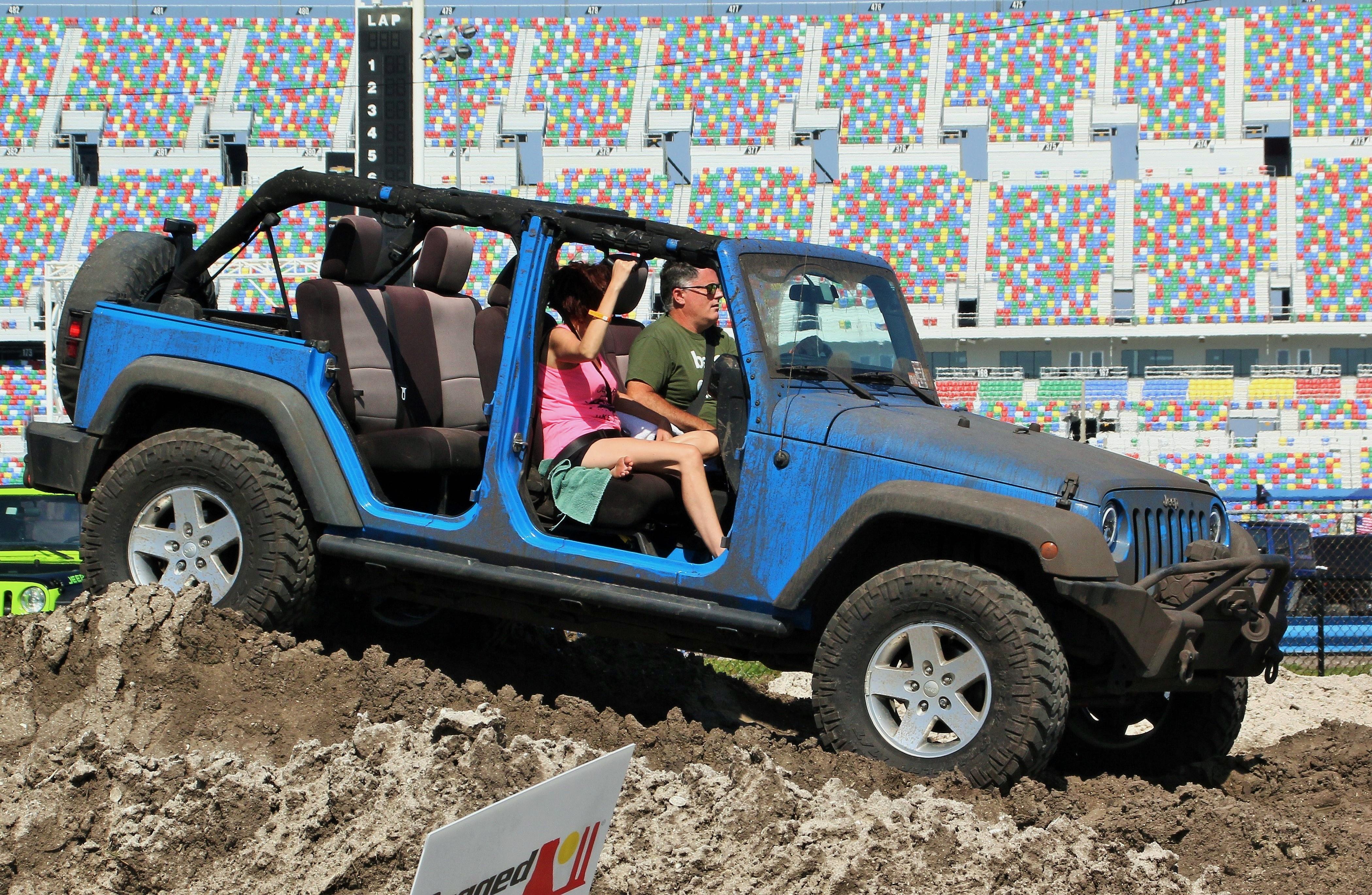 Jeep Beach 2018
