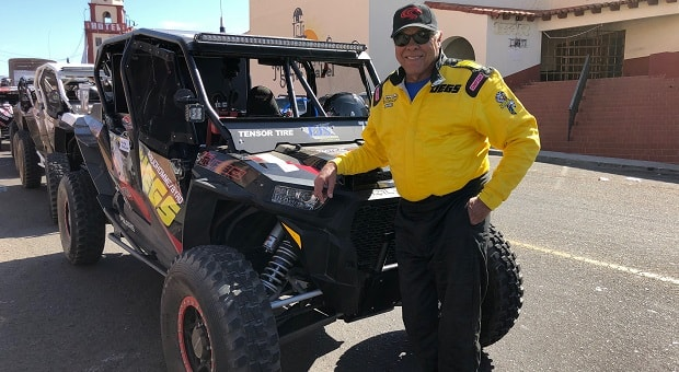 Prudhomme vs The Desert: The Snake Conquers the Mexican 1000