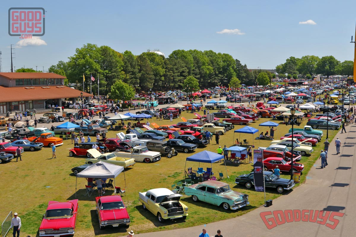 A Look Back On The Goodguys 4th North Carolina Nationals