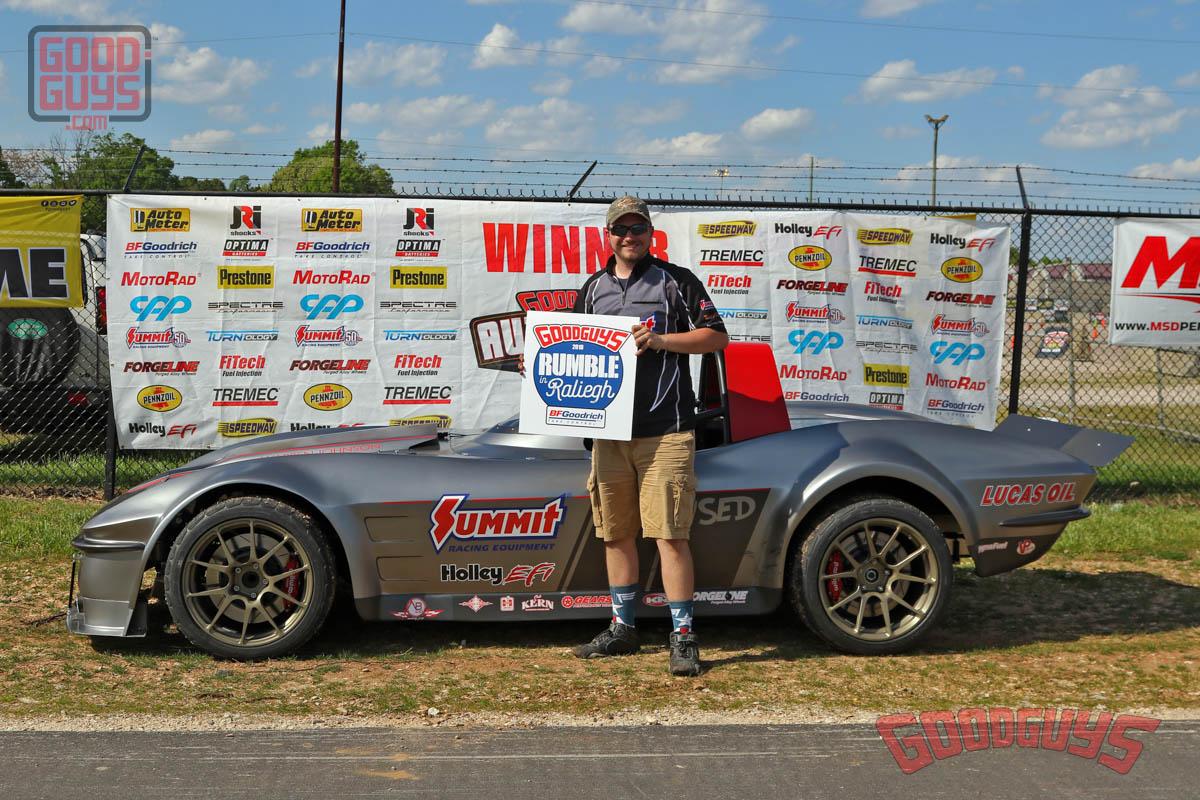North Carolina Nationals Car Show