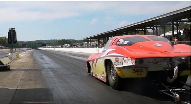 NHRA Top Sportsman Series Mourns Loss of Driver Randy Alexander