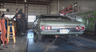 [Video] Project Chevelle Dyno Day