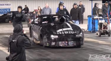 Keith Haney Racing, Tulsa Raceway