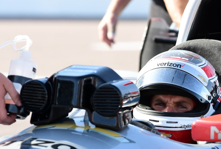 Power Secures Win 200 for Team Penske