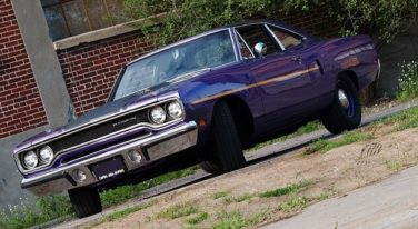 Muscle Car Madness: Tim Dunn's 1970 Plymouth Roadrunner
