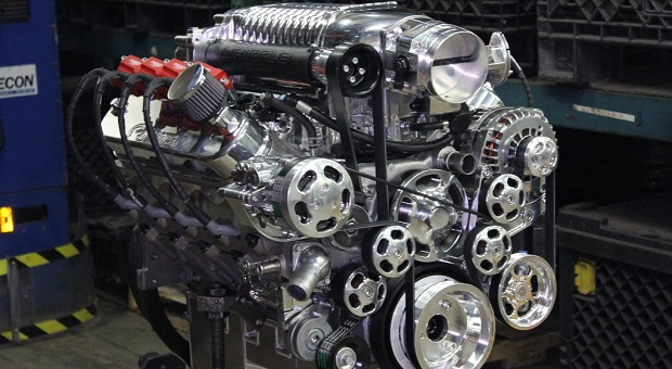 Inside the Big Power LS Engine Packages from Borowski Racing, Part 1