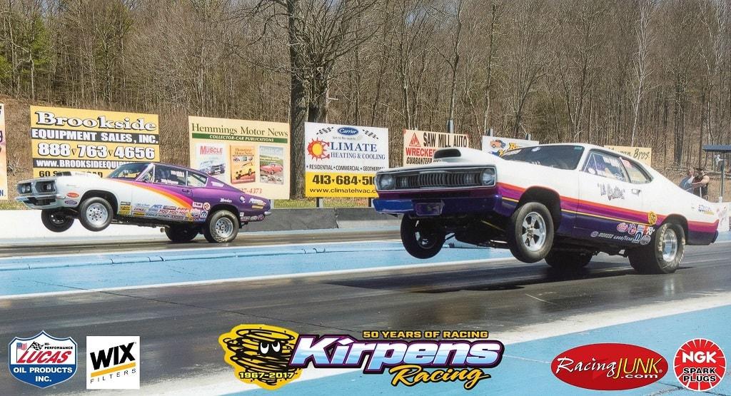 March Calendar Car: Billy Kirpens
