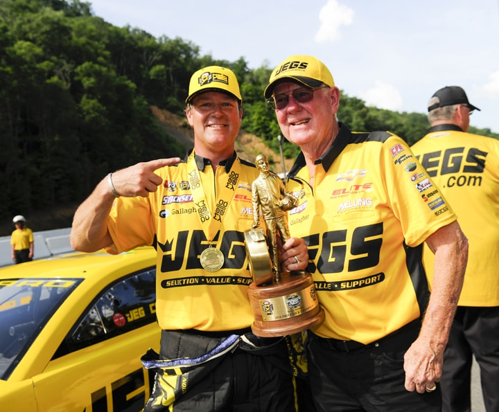 Is This the Start of Championship Six for Jeg Coughlin Jr.?