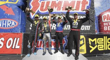 NHRA Slumps End at Summit NHRA Nats
