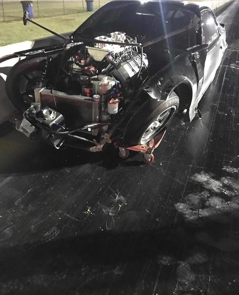 Musi's Crash Stops 'The Shocker'