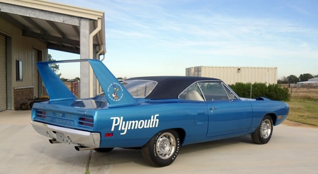 Today's Cool Car Find is this 1970 Plymouth Superbird for $220,000