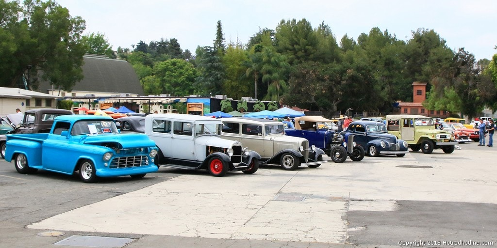 Gallery: 54th Annual L.A. Roadsters Show & Swap