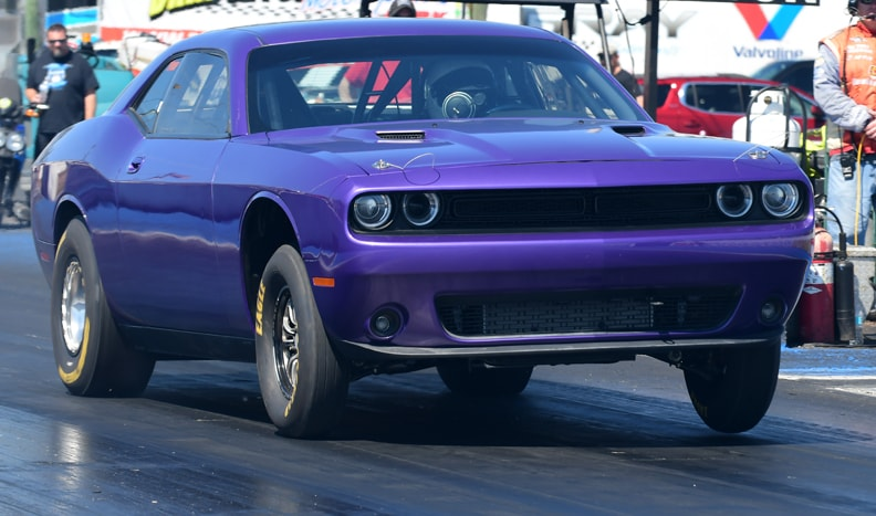 Dodge Emphasizes NHRA Factory Stock Showdown