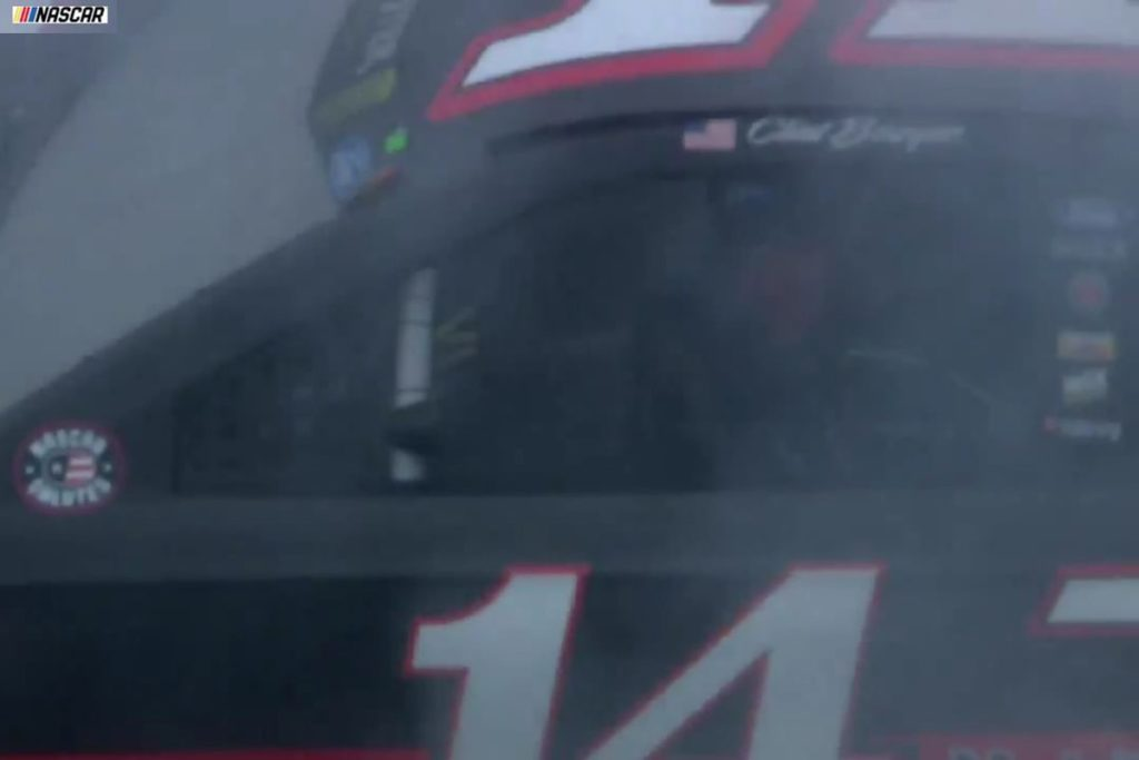 Sauter, Dillon and Bowyer Weather Weather for NASCAR wins in MI, TX