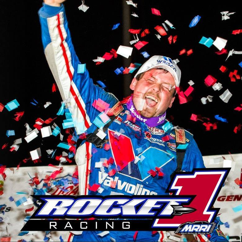 Brandon Sheppard Collects Two Wins During World of Outlaws Weekend Triple Header