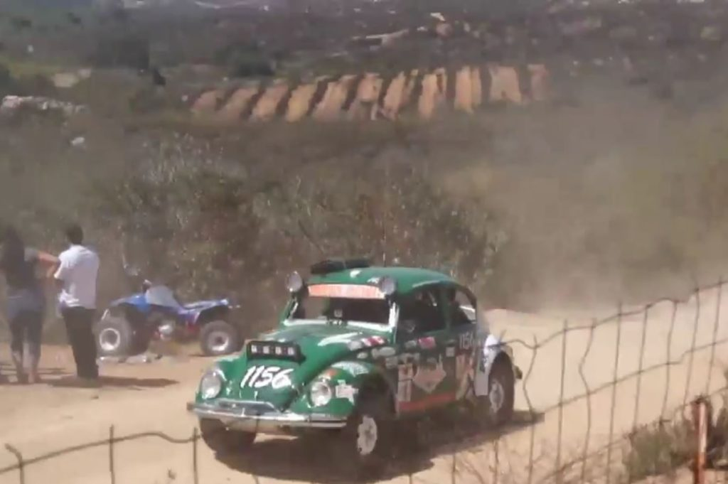 Kristen Matlock Makes History in the 2018 Baja 500