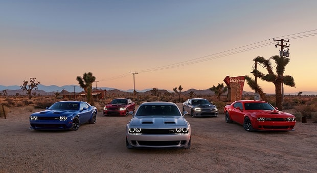 Upgrades Lead Revamped Dodge Charger Performance Lineup for 2019