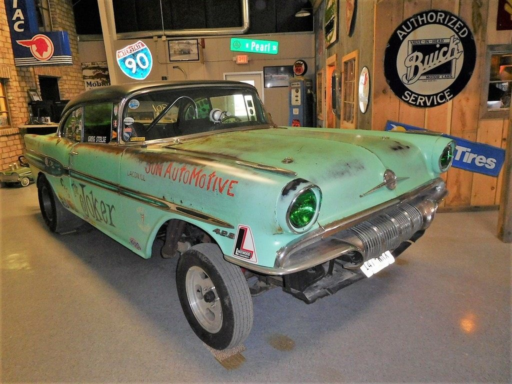 1956 Pontiac Star Chief is No Joke