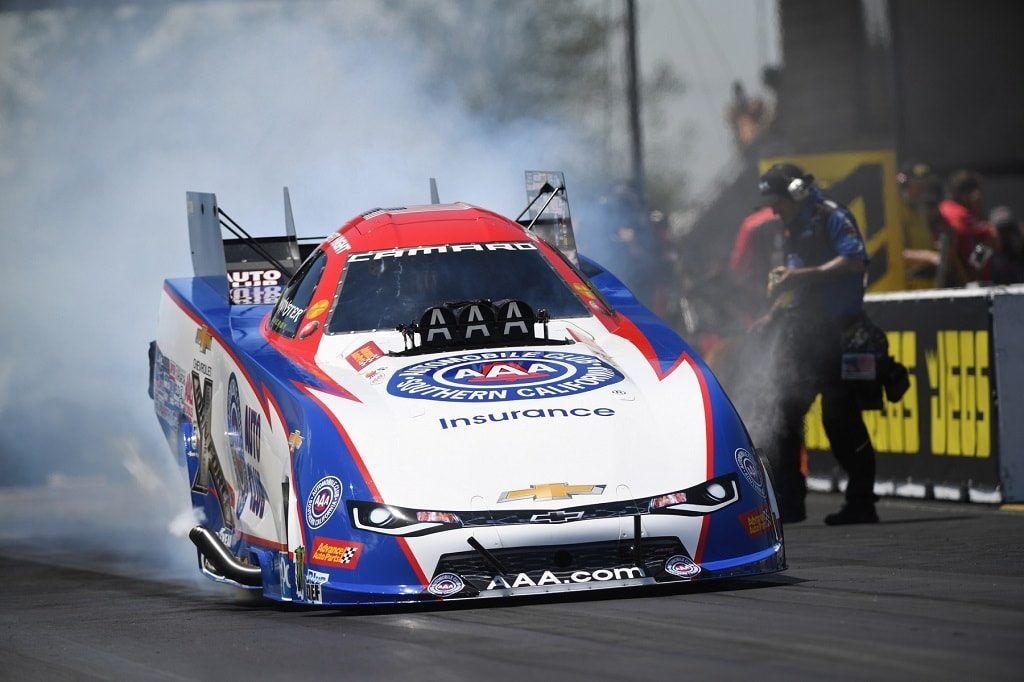 Explosive Weekend Culminates at Route 66 NHRA Nationals