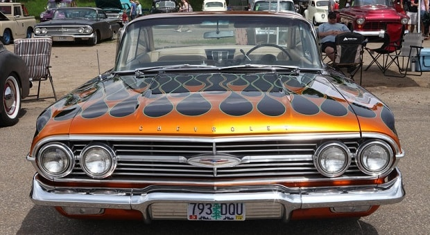 Gallery: Back to the 50's Car Show