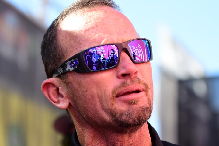 Capps to be Honored at Sonoma's 12th Annual Eric Medlen Nitro Night