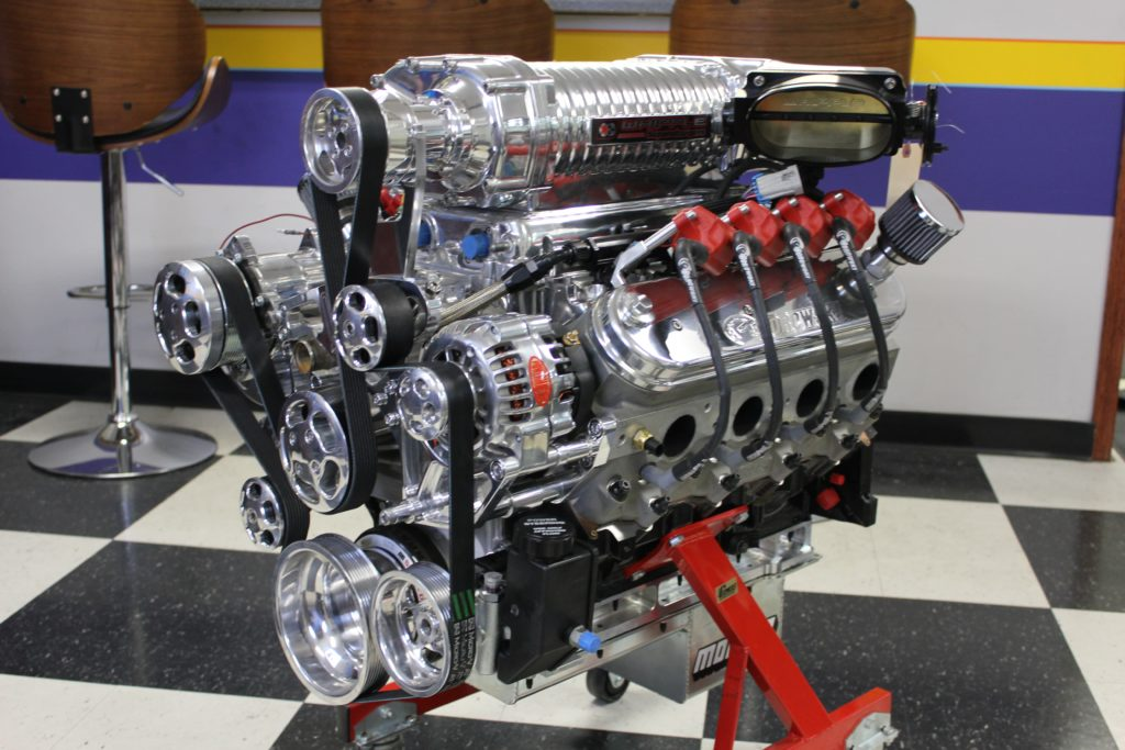 Inside the Big Power LS Engine Packages from Borowski Racing, Part 4
