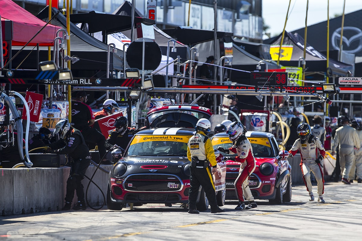 MINI Has Strong Street Tuner Season with Dealership Technicians Rounding Out the Pit Crews