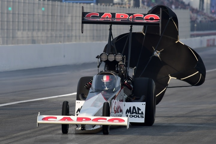 Steve Torrence Chasing a Top Fuel Title
