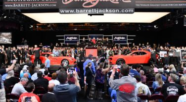 Last Production Dodge Viper, Demon Sold for $1M at Barrett Jackson