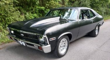 Today's Cool Car Find is this 1970 Chevrolet Nova SS