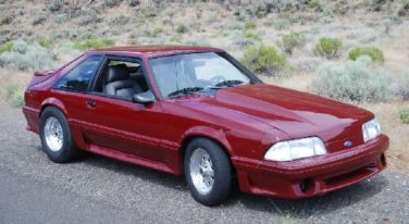 Today's Cool Car Find is this 1988 Mustang Twin Turbo for $22,900
