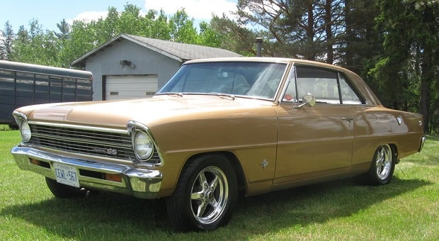 Today's Cool Car Find is this 1967 Chevrolet Nova SS for $26,000