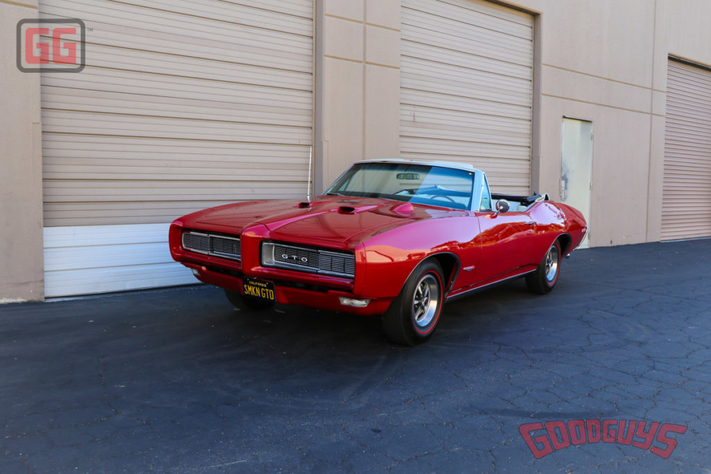 68 GTO, Goodguys, Muscle Car