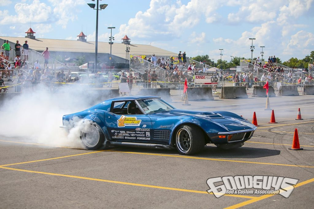 Five Questions about the 21st Goodguys PPG Nationals