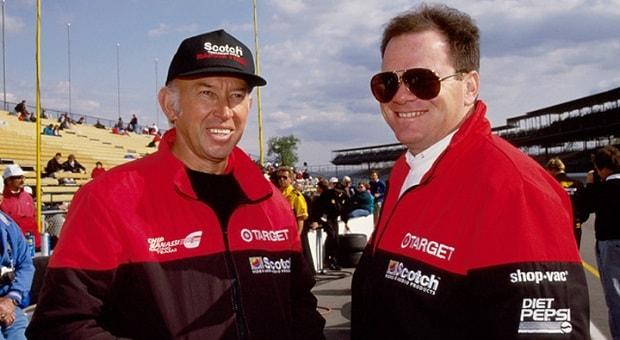 Farewell Morris Nunn - A Racer's Racer