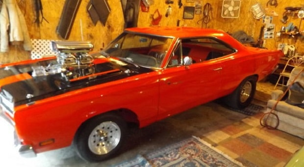 Today's Cool Car Find is this 1969 Plymouth Roadrunner for $65,000