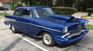 Today's Cool Car Find is this 1957 Chevrolet Bel Air for $32,500