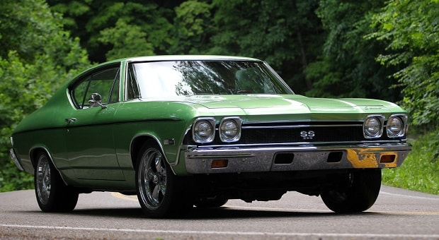 Today's Cool Car Find is this 1968 Chevrolet Chevelle for $35,000