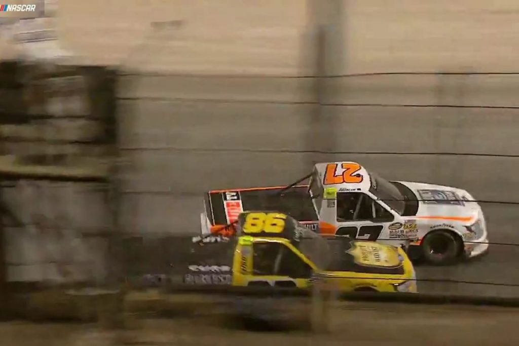 NASCAR Trucks Tear Up Eldora While Cars Get Wet in New Hampshire