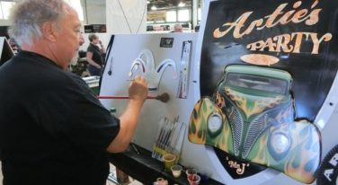 Gallery: Artie's Party and Pinstripes Jamboree 2018