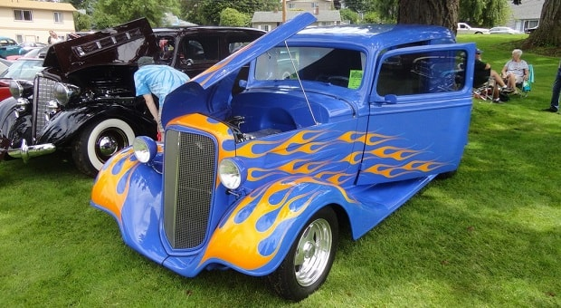 Gallery: 31st Annual Fircrest Picnic and Rod Run