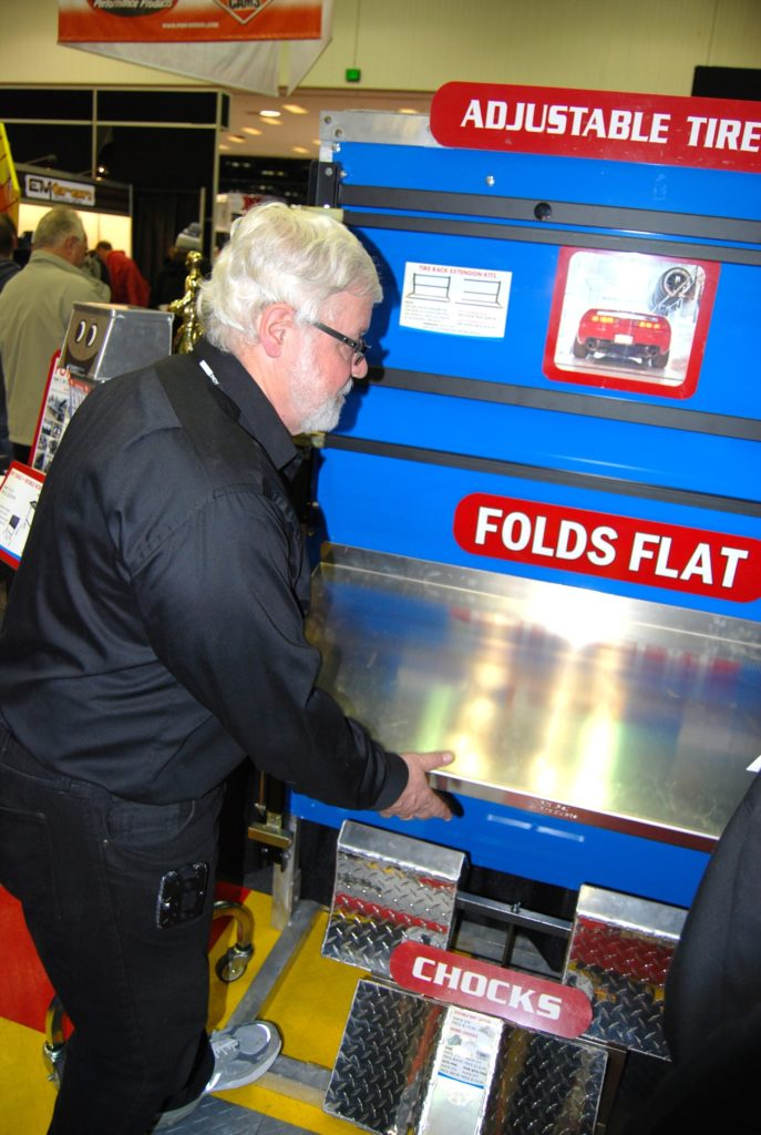 PitPal Products KNOWS Racing Trailers