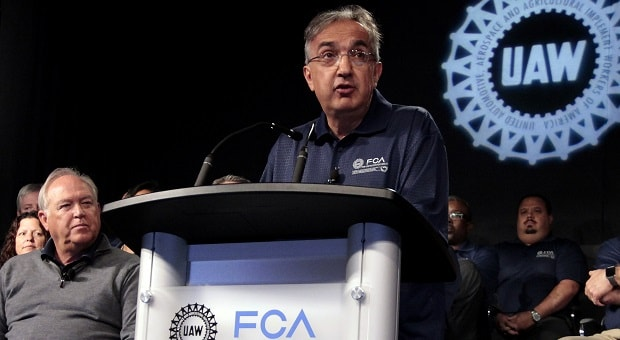 RIP Sergio Marchionne, CEO of FCA and President of Ferrari