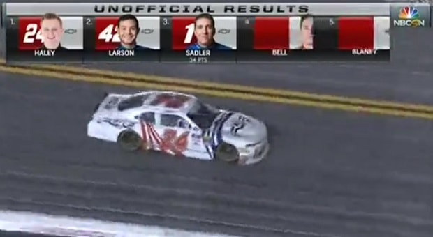 NASCAR Sets Off Firecrackers at Daytona