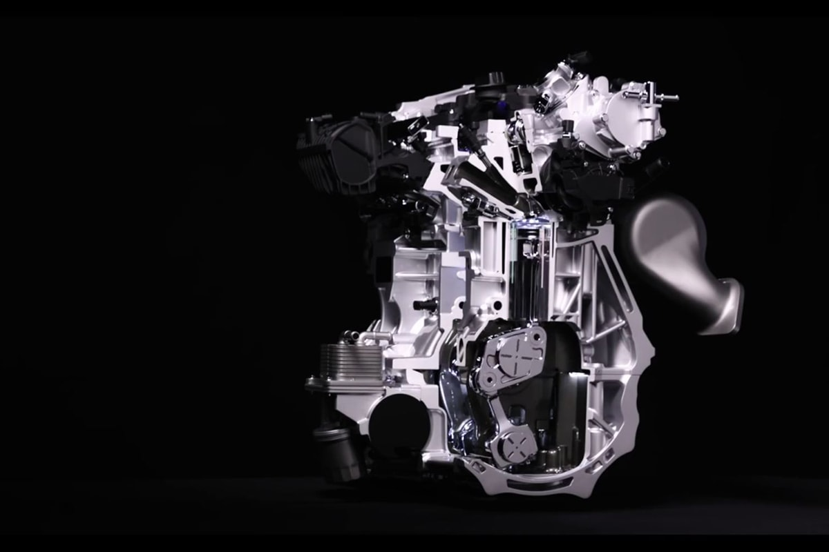 Infiniti Makes Dream of Production Variable Compression Engine Reality
